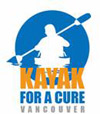 Kayak For A Cure sponsor